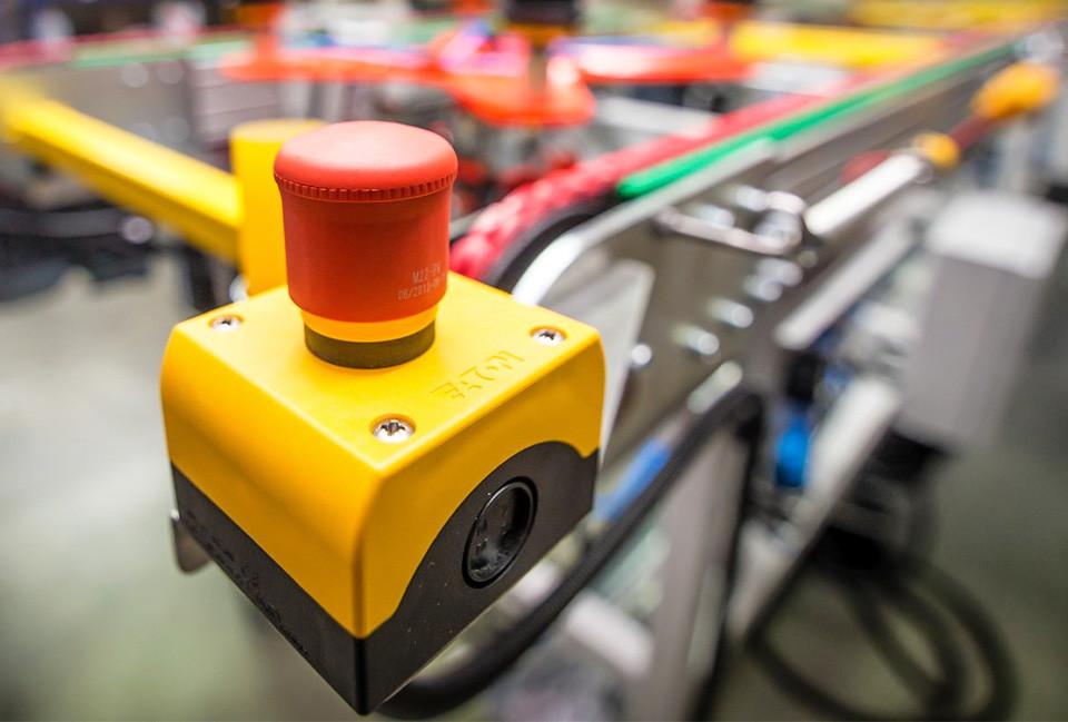 bezpieczeństwo maszyn, projektowanie maszyn, ocena ryzyka maszyn